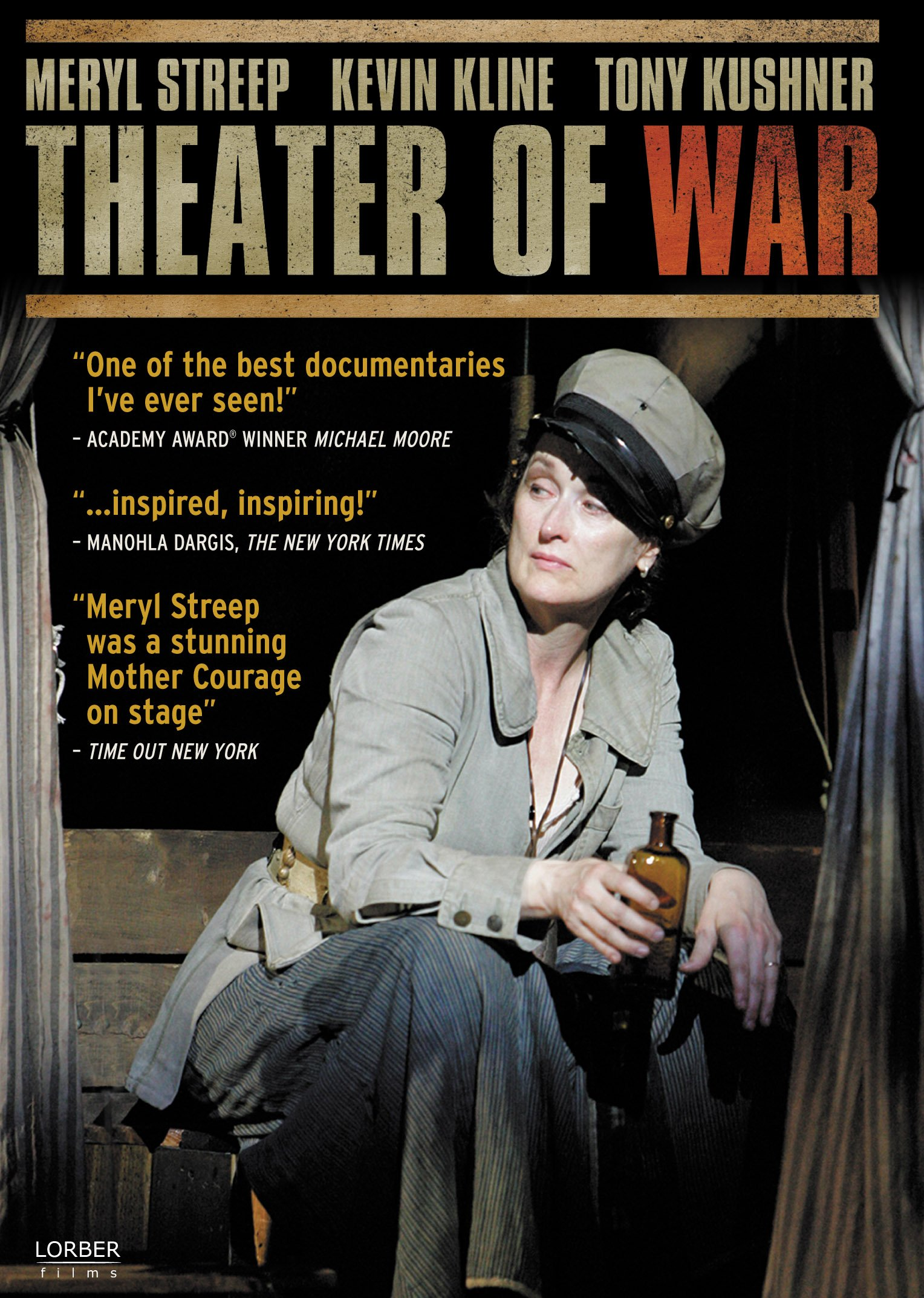 DVD : George C. Wolfe - Theater Of War (DVD)