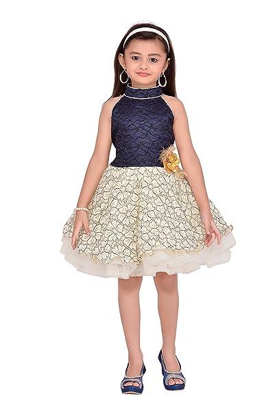 Amazon.com: Adiva – llevar Frock para niños fiesta niña ...