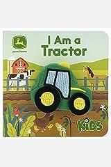 I Am a Tractor (John Deere Finger Puppet Book) (John Deere Finger Puppet Board Book) Board book