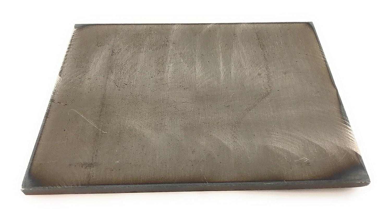 """1//4/"""" .250 LASER CUT HR Steel Sheet Plate 6/"""" x 10/""""  A36"""