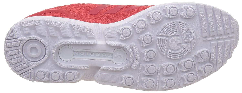 Adidas Zx Flusso Womens Rosso O4bA75xJ49