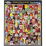 White Mountain Puzzles 1000-Piece Jigsaw Puzzle, 24 by 30-Inch, 99 Bottles of Beer on The Wall