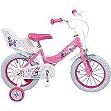 """Toimsa - 611 - Vélo - Fille - Minnie Mouse - 12"""""""