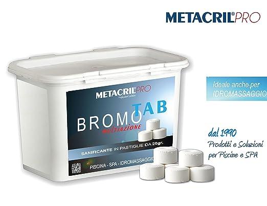 Bromo multiazione Tab - sanificante a base de bromo 3 Azioni de ...