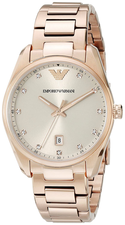 Emporio Armani Reloj de Pulsera AR6065: Emporio Armani: Amazon.es ...