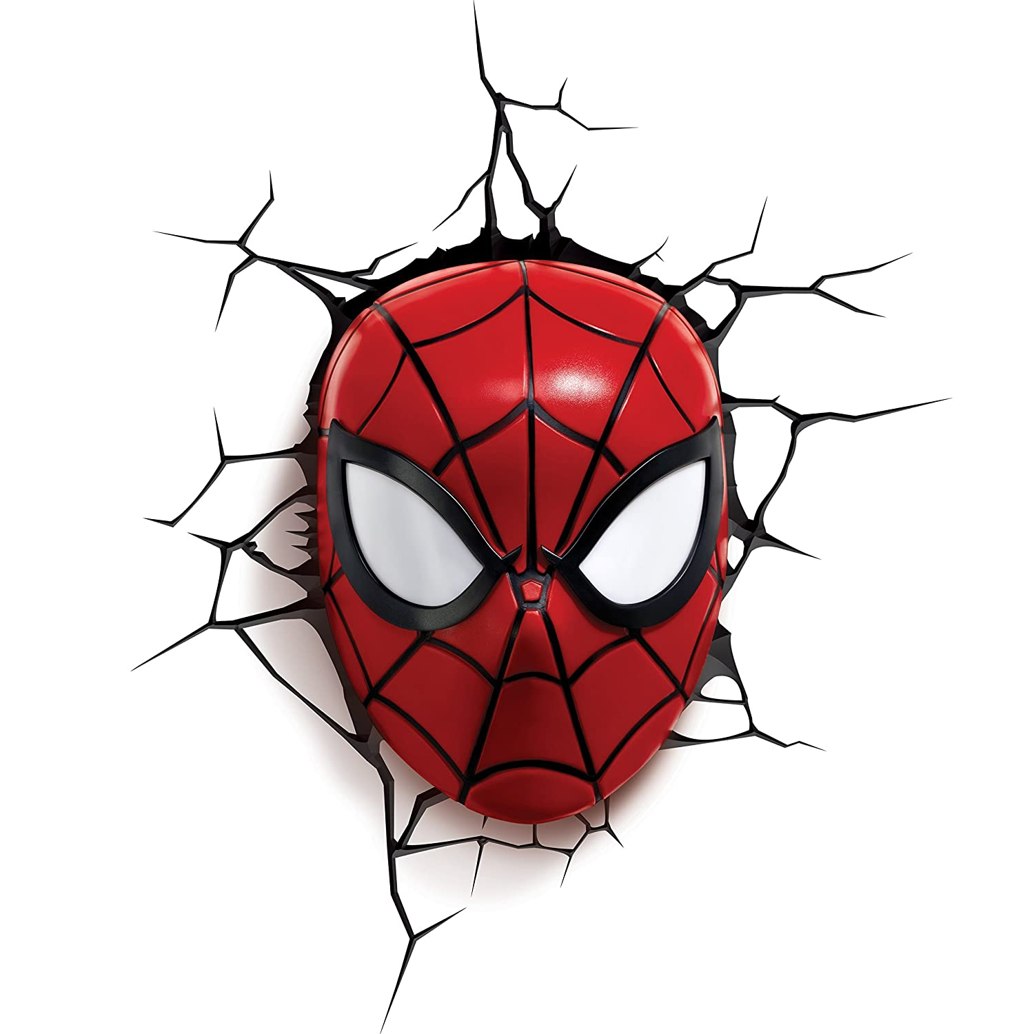 Light 3D FX Licht Marvel Spider-Man 3D Deco LED Wandleuchte Japan VideoGames 816733002224