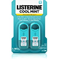 2-Count Listerine Pocketmist Cool Mint