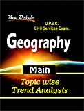 IAS Mains Geography Topicwise Unsolved Question Papers