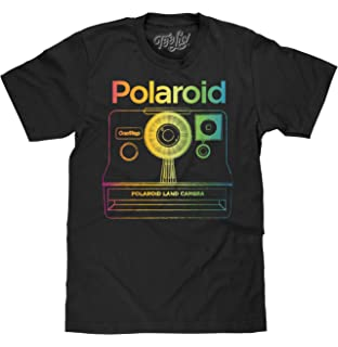 dea826ee Tee Luv Polaroid Camera Shirt - Polaroid OneStep Instant Graphic T-Shirt