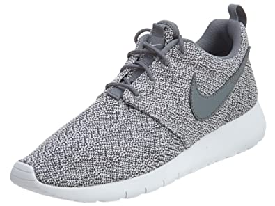 Nike Roshe One Big Kid s Shoes Pure Platinum Cool Grey White Size 4.5 Y   Buy Online at Low Prices in India - Amazon.in 0c8e30512f56