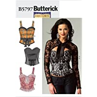 Butterick Patterns B5797E50 - Plantilla de costura