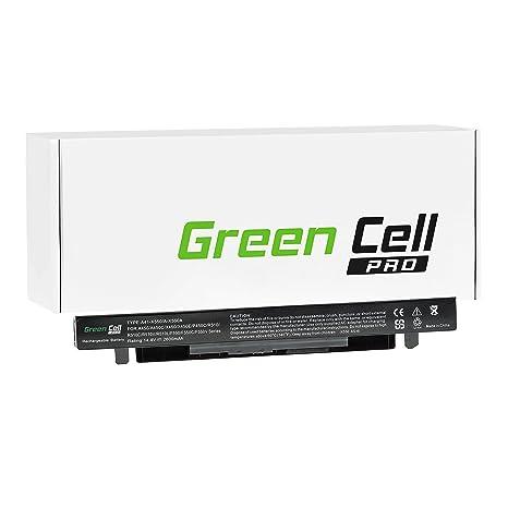 Green Cell® PRO Serie Batería para Asus K550CC-XX509H Ordenador (Las Celdas Originales
