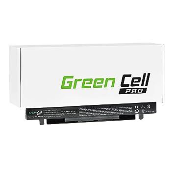Green Cell® PRO Serie Batería para Asus F552L Ordenador (Las Celdas Originales Samsung SDI, 4 Celdas, 2600mAh, Negro): Amazon.es: Electrónica