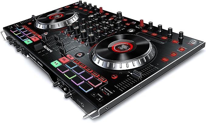 Numark NS6II | 4-Channel DJ Controller