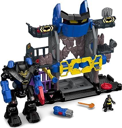 Imaginext DC Super Friend Transforming BATCAVE Complete Set Free local pickup