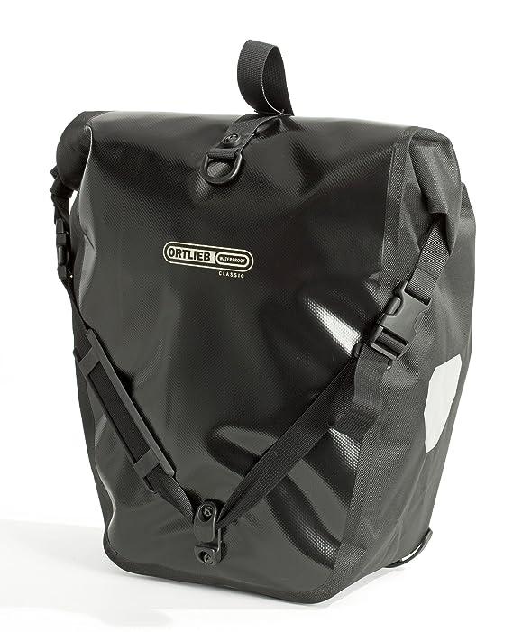 Amazon.com: Ortlieb Back-Roller Classic trasera – Alforjas ...