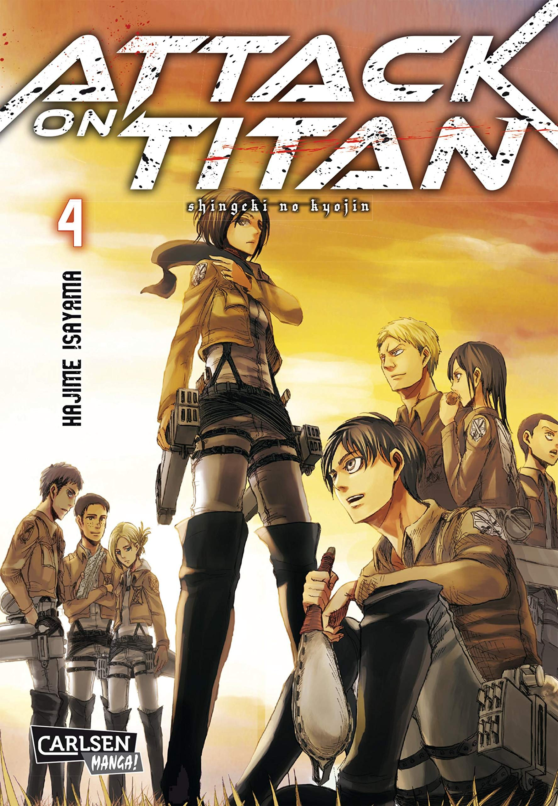 Aot Manga / Attack On Titan Aot Chapter 118 Release Date ...