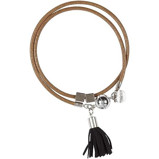 aarikka KOTA Armband aus Leder