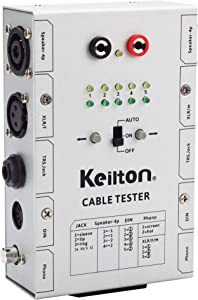 Keilton Audio Cable Tester CT5 Auto Version Gen 2