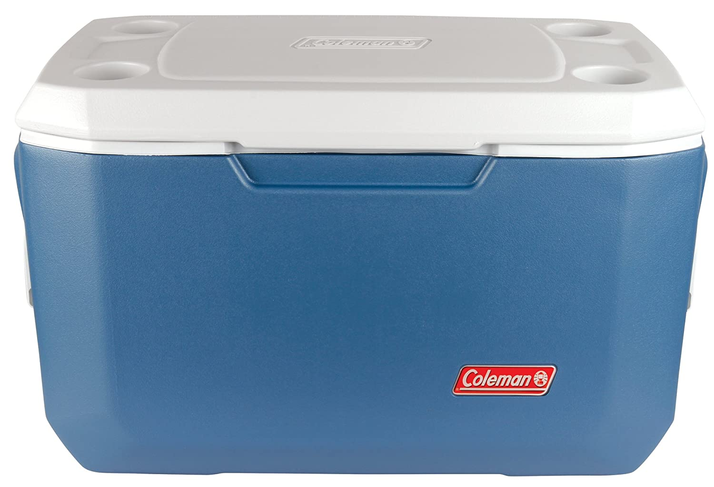 Coleman 70qt xtreme duro nevera azul/blanco/blue: Amazon.es ...