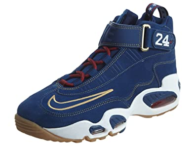 new product 18326 a136e NIKE Men s Air Griffey Max Prez QS Athletic Shoes