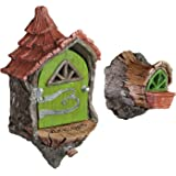 Georgetown Home & Garden Miniature Fairy Landing Pad Set Garden Decor