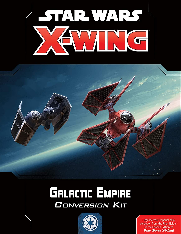 Star Wars X-Wing 2nd Ed Galactic Empire Conversion Kit