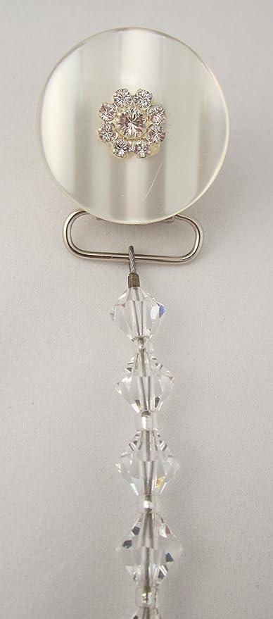 Crystal Dream Elegante cristales blancos de Swarovski con ...