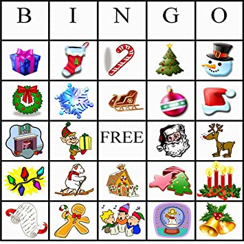 christmas bingo app christmas themed bingo much more - Christmas Bingo