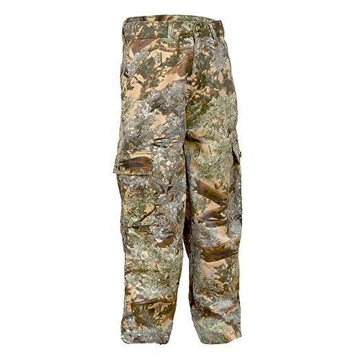 d36506490d4ca Amazon.com: King's Camo Kids Cotton Six Pocket Hunting Pants: Clothing