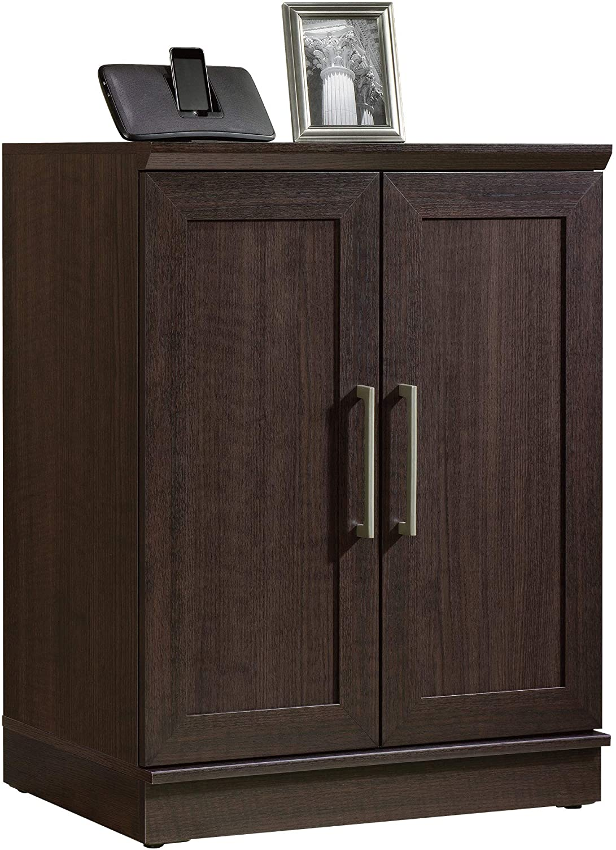 Amazon Com Sauder Homeplus Base Cabinet Dakota Oak Finish