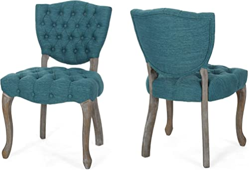 Case Tufted Dining Chair