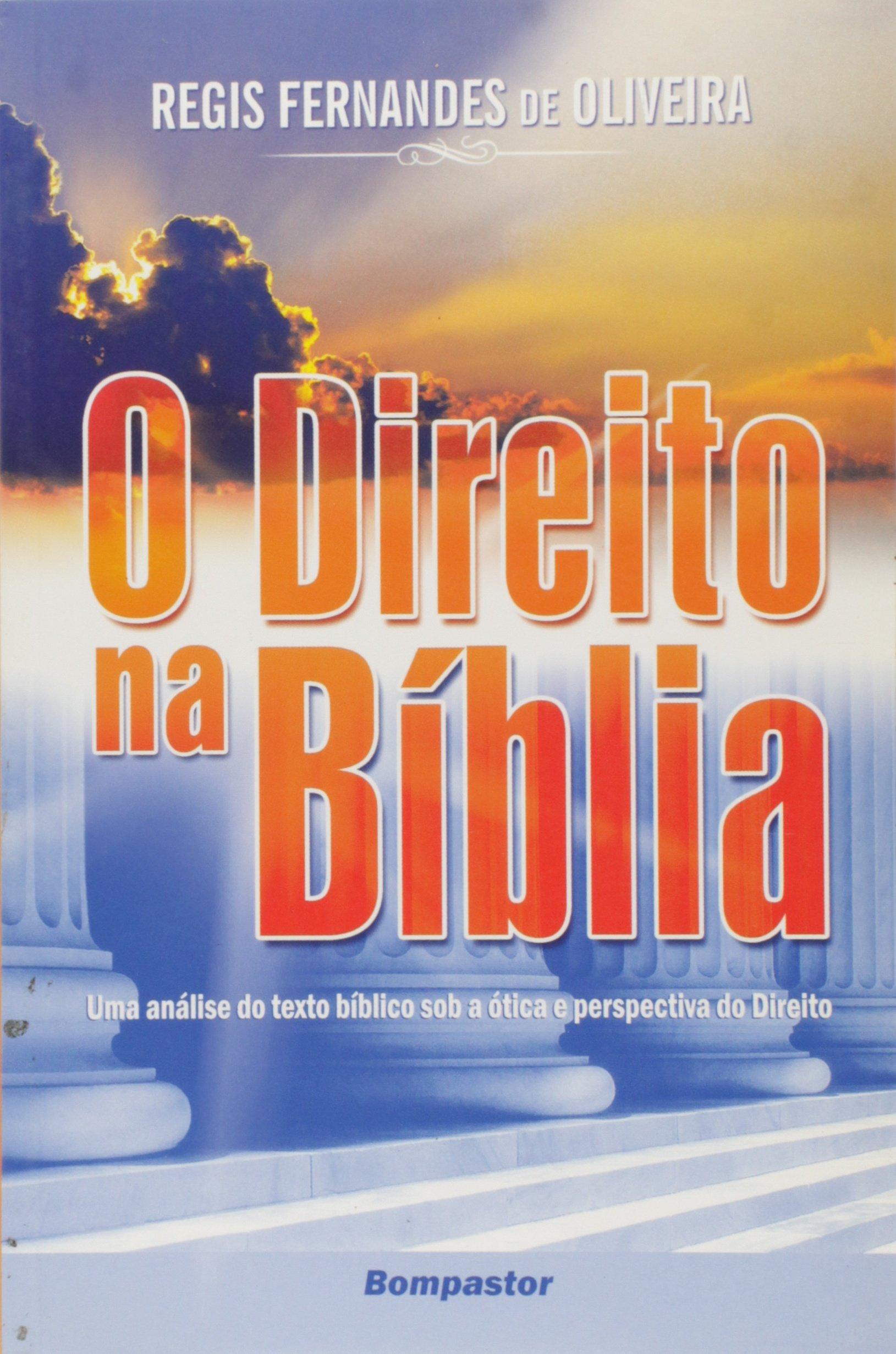 Download Direito Na Biblia, O pdf epub