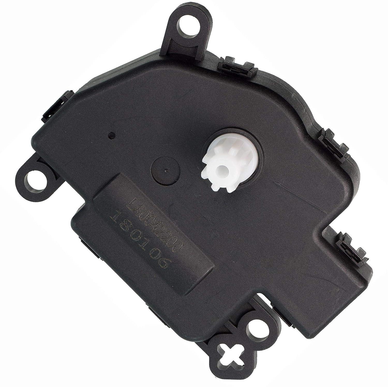 APDTY 135031 HVAC AC Heat Heater Air Inlet Door Actuator Replaces 27743-ZP00A