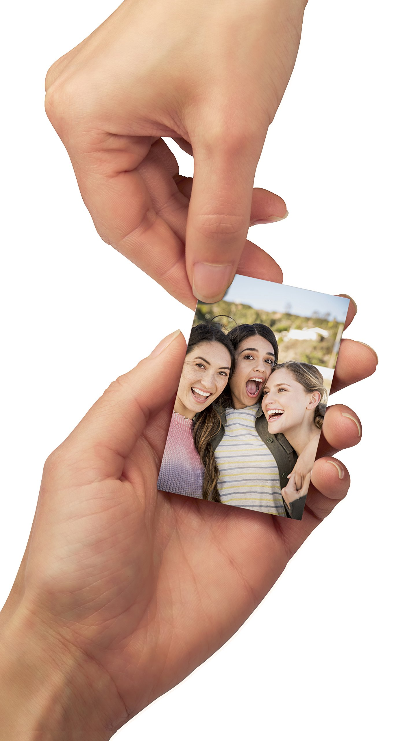 Canon IVY Mobile Mini Photo Printer through Bluetooth(R), Slate Gray by Canon (Image #10)
