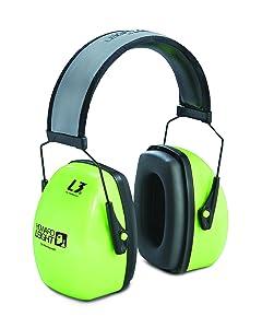 Howard Leight by Honeywell Leightning L3HV Hi-Visibility Noise Blocking Safety Earmuff (1013941)