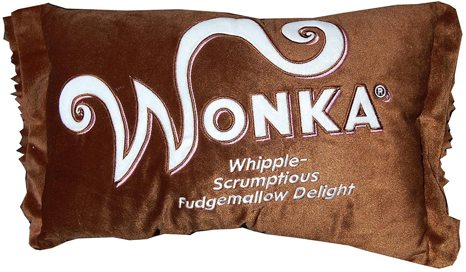 Amazon.com: Willy Wonka Brown Whipple Scrumptious Fudgemallow ...
