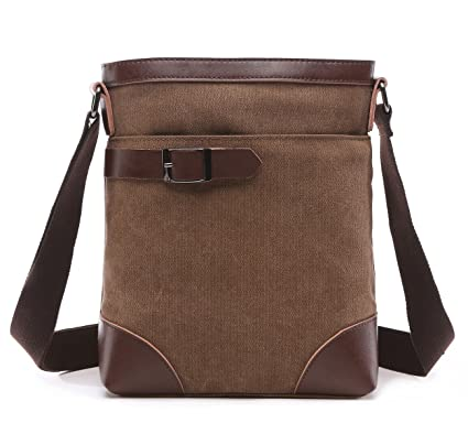 LADIES SMALL REAL LEATHER VINTAGE SATCHEL WOMENS MESSENGER BAG MADE IN ENGLAND