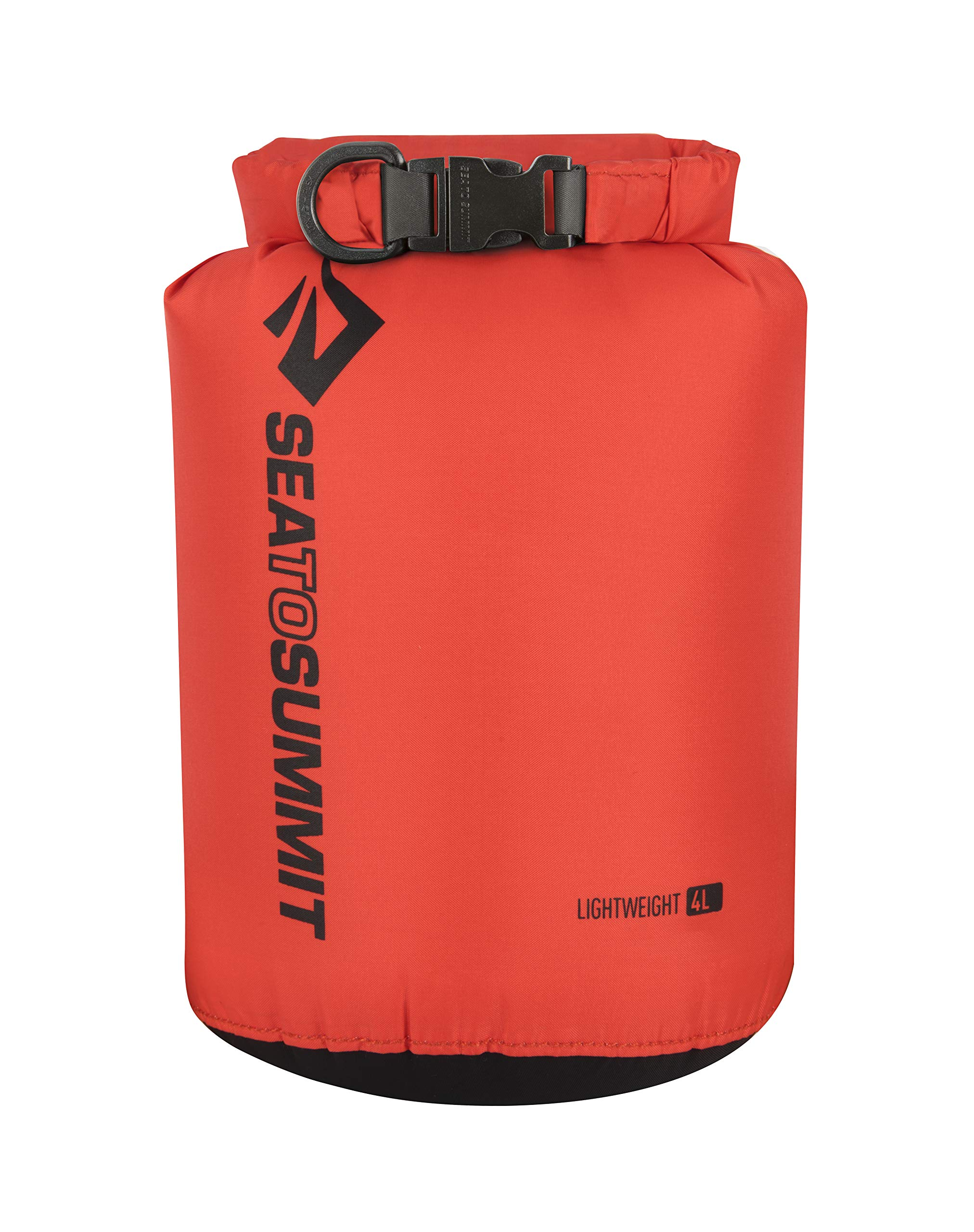 Sea to Summit Lightweight Dry Sack,Red,Small-4-Liter by Sea to Summit