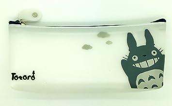 PartyErasers Cute Totoro silicona pluma estuche/bolsa – Smirk