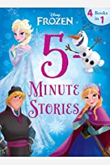 Frozen:  5-Minute Frozen Stories: 4 books in 1 (Disney Storybook (eBook)) Kindle Edition
