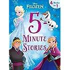 Frozen: 5-Minute Frozen Stories: 4 books in 1 (Disney Storybook (eBook))