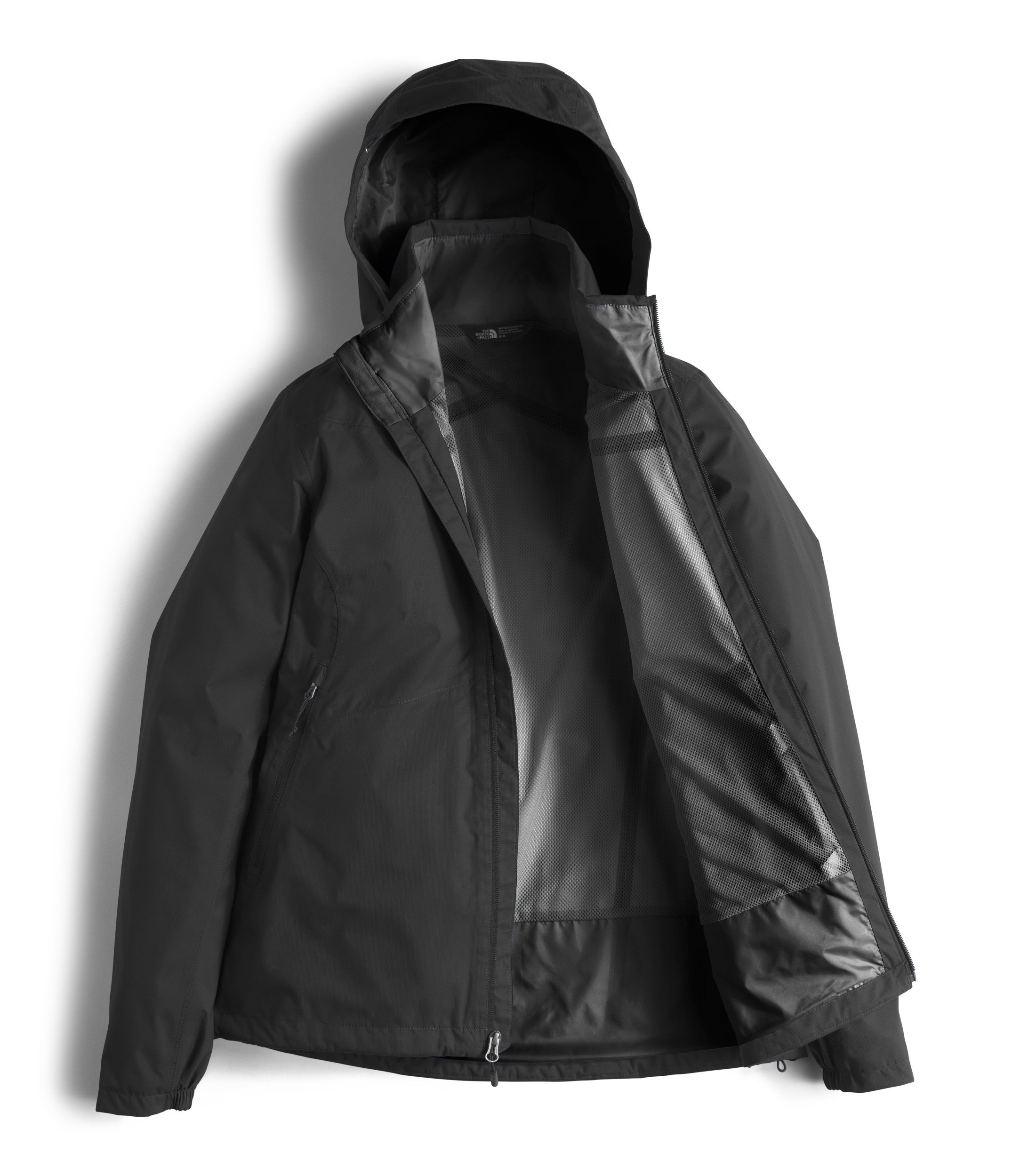 The North Face Women Resolve Plus Jacket - TNF Black - XL by The North Face (Image #2)