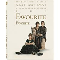 The Favourite [Blu-ray + DVD + Digital Copy] (Bilingual)