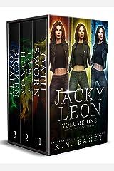Jacky Leon: Volume One (Jacky Leon Boxset Book 1) Kindle Edition