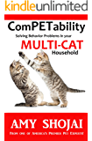 ComPETability: Solving Behavior Problems In Your Multi-Cat Household (English Edition)
