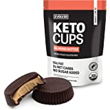 EVOLVED Chocolate Almond Butter Keto Cups, 4.93-oz. Pouch (Count of 1), 7 Cups