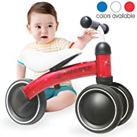 Luddy Baby Balance Bike Toddler Tricycle Bike Toys for 6-36 Month Age Old Little...