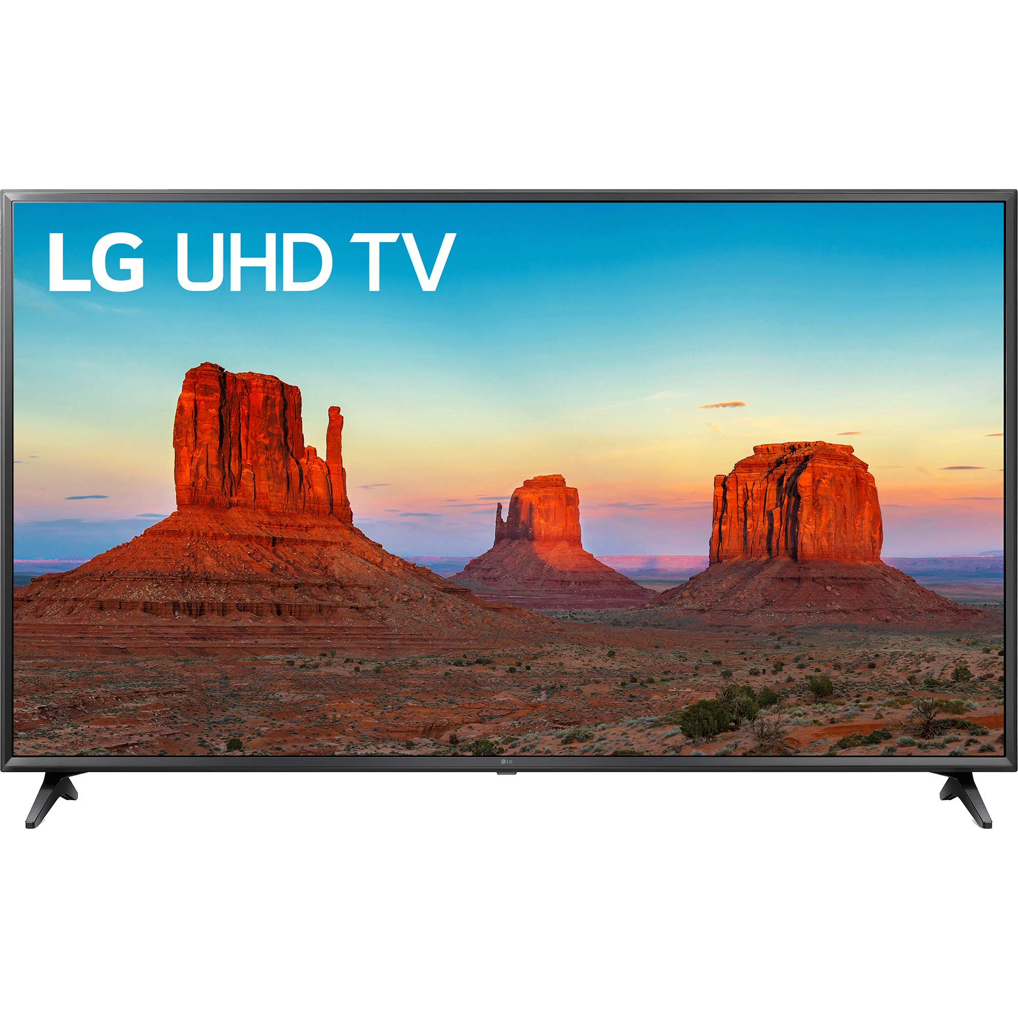49UK6090 UK6090PUA 4K HDR Smart LED UHD TV - 49'' Class (48.5'' Diag) by LG