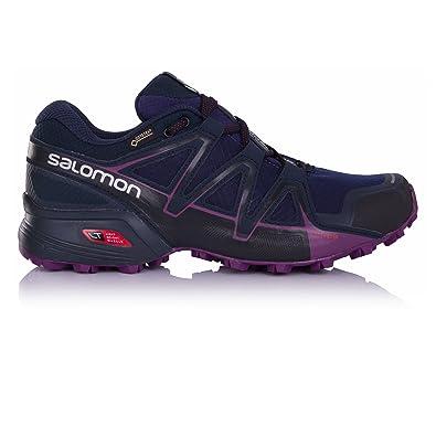pretty nice 1d00e 4f412 Salomon Femme Speedcross Vario 2 GTX Chaussures de Course à Pied et Trail  Running, Synthétique